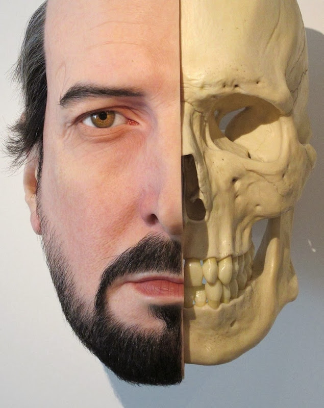 These Realistic Sculptures Are So Lifelike You'll Swear They're Real