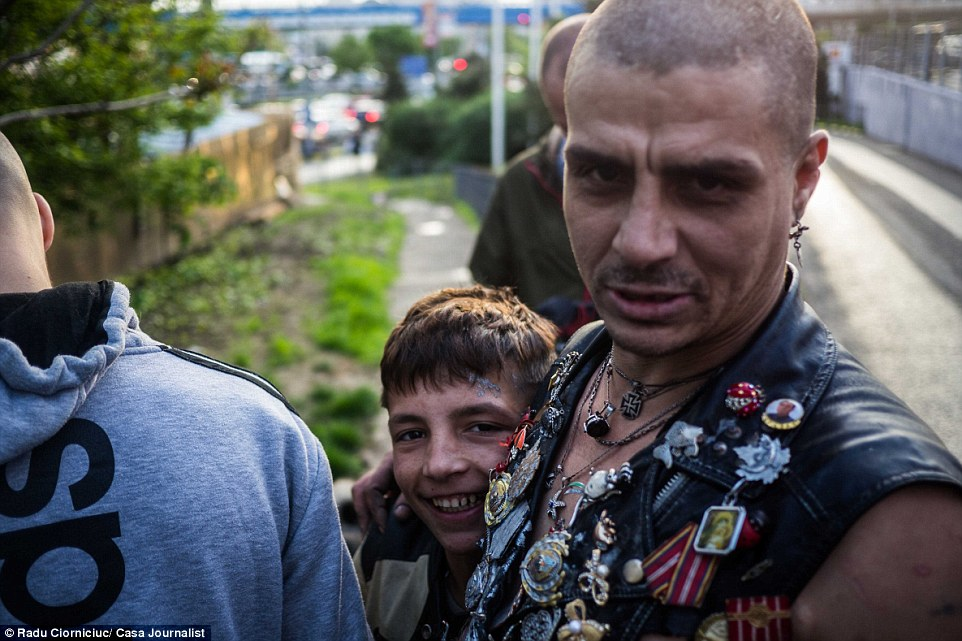 Drug Addicts And Orphans Who Live Under The Streets Is Ran By A Local Drug-Dealer