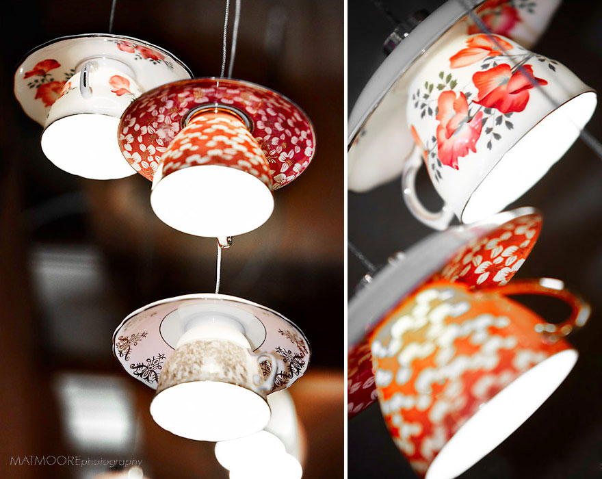 21 Creative DIY Lamps And Lights You Can Create From Common Household Items