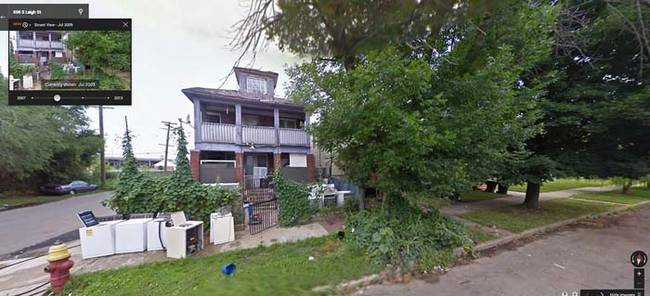 Poverty In Detroit Through The Eyes Of Google Street View