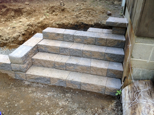 How To Build A Patio On A Hill To Make Your Neighbors Jealous