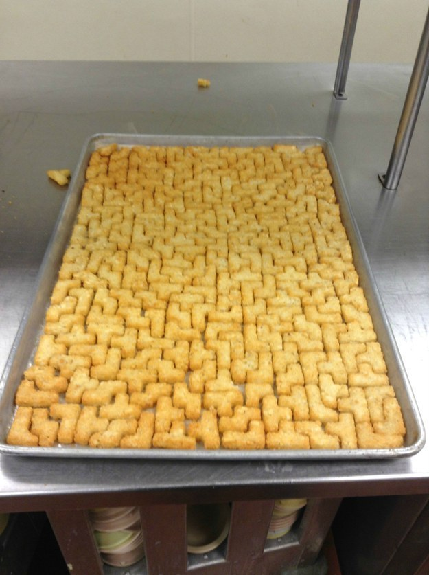 40 Pictures So Oddly Satisfying You'll Hate Them