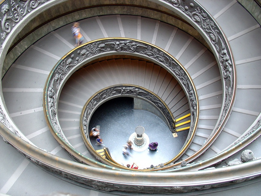20 Of The Most Beautiful Staircases Around The World