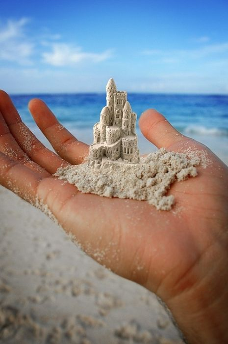 26 Awesome Pieces Of Art Made Out Of Sand
