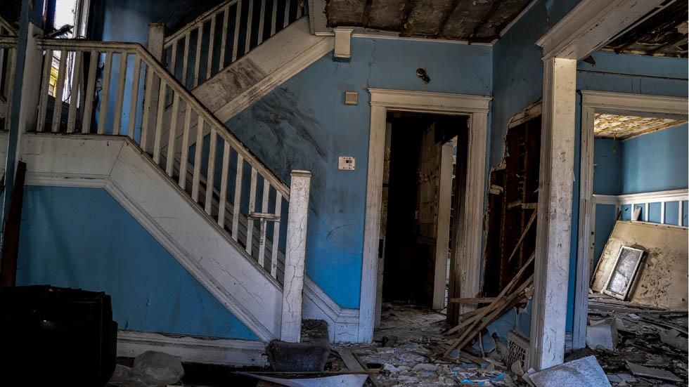 30 Insanely Creepy Abandoned Places That Will Scare You Silly