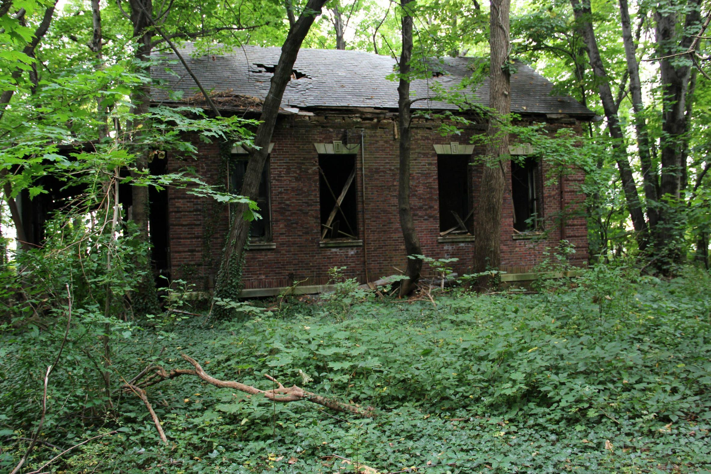 There Is An Abandoned New York Island That No One Is Allowed To Visit