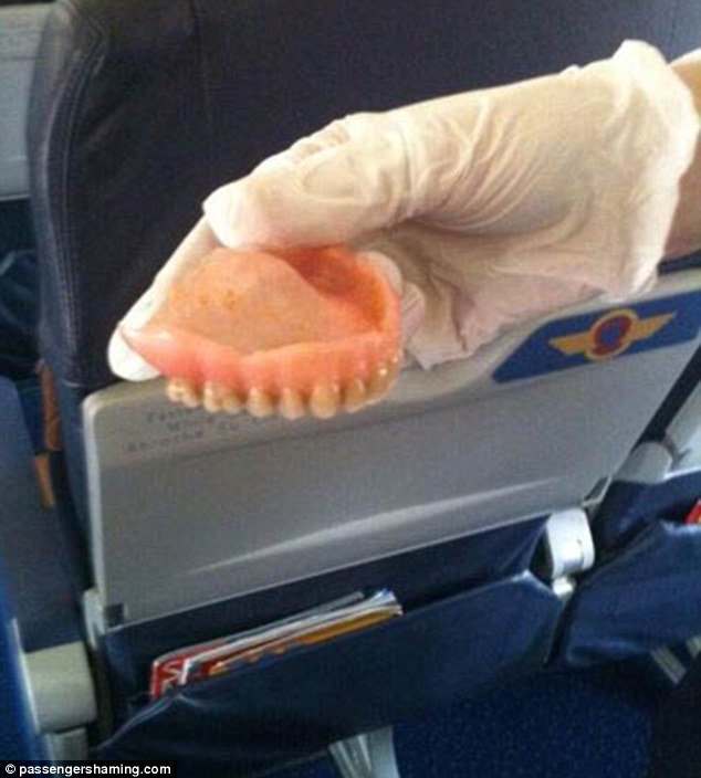 Someone Created An Instagram Account Calling Out Disgusting Airline Passengers