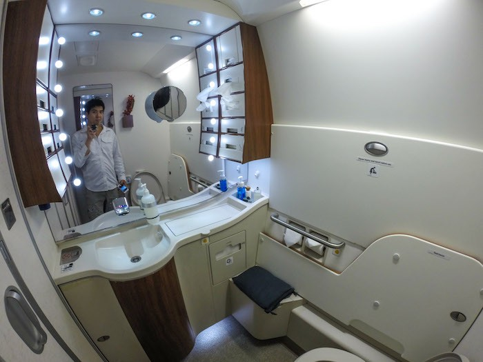 What It's Like To Fly On A $23,000 Flight