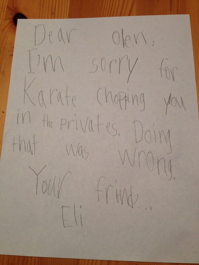 29 People Who Attempted To Apologize For Their Actions But Failed Miserably