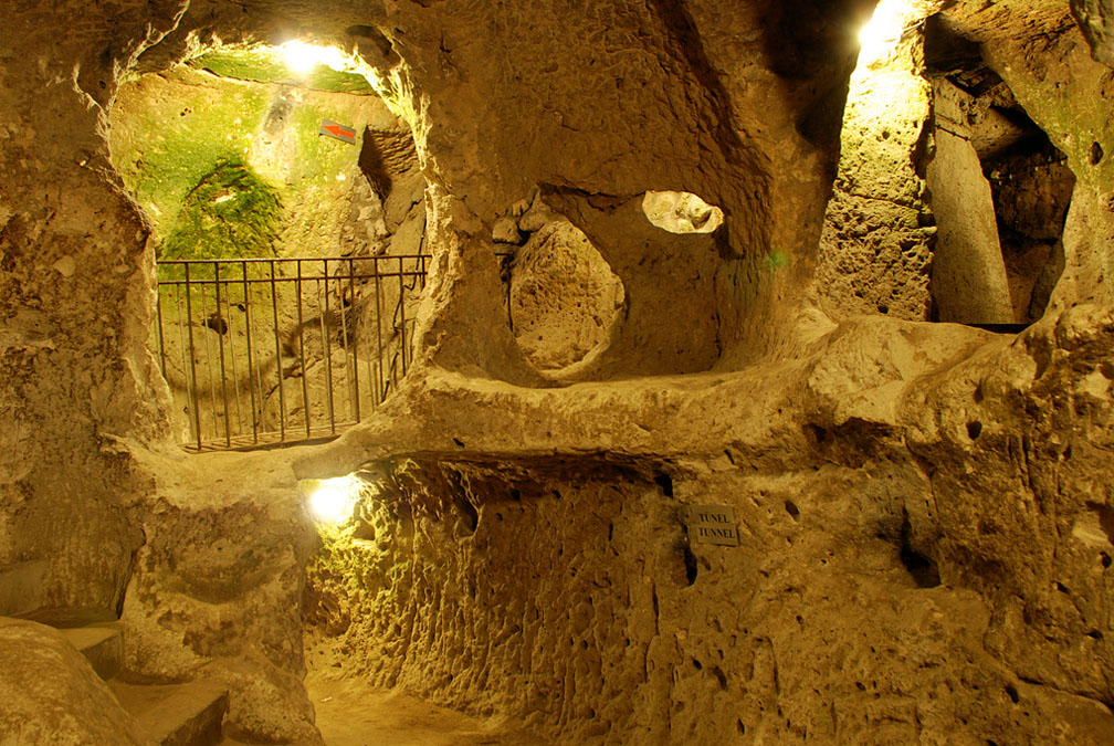 Man Knocks Down Wall During Home Remodel, Discovers Massive Underground City