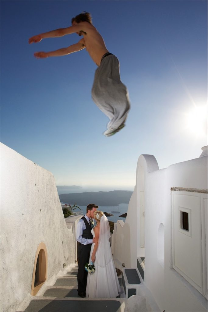 This Couple Accidentally Got Married During A Parkour Competition And The Pics Are Awesome
