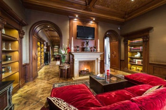 Step Inside One Of The Most Expensive Homes For Sale In America