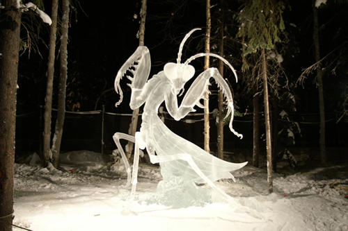 22 Of The Most Amazing Ice Sculptures In The World