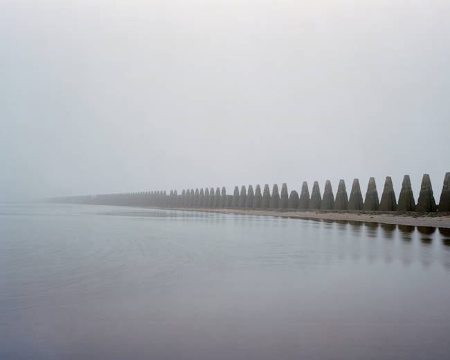 Eerie Abandoned WW2 Fortifications Have Become Part Of The Permanent Landscape
