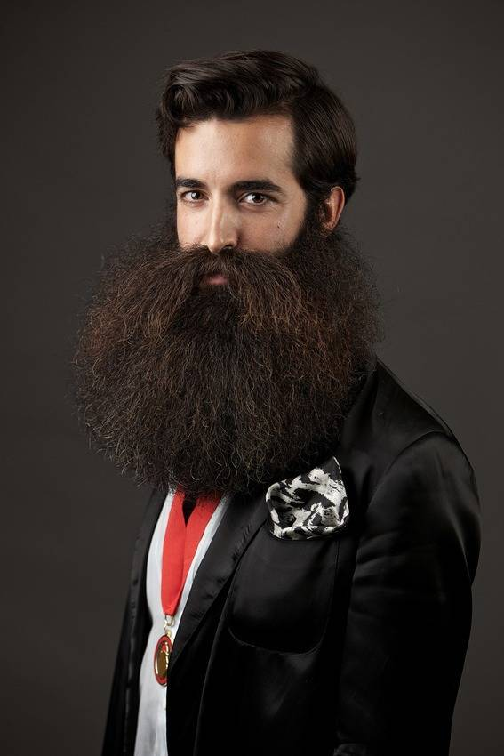 29 Of The Best Beards From The World Beard And Mustache Championship