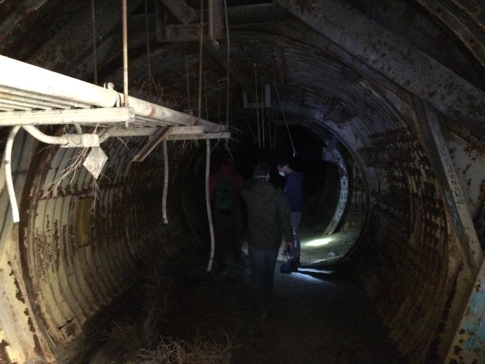 Abandoned Missile Silo Under Colorado Is Hidden In The Hills