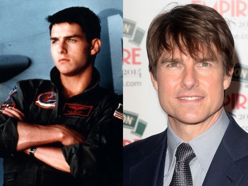 'Top Gun 2' - See The Cast Then And Now