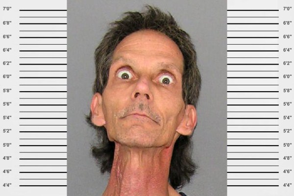 42 Of The Most Memorable Mugshots Ever Captured on Camera