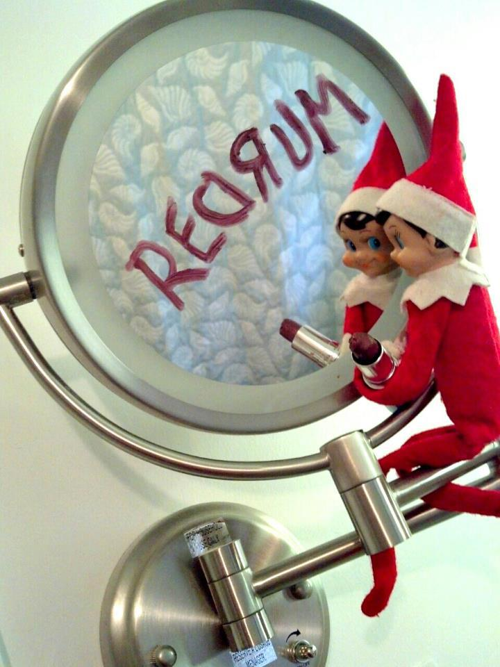 Here Are 19 Things That Prove Elf On The Shelf Is Secretly Evil