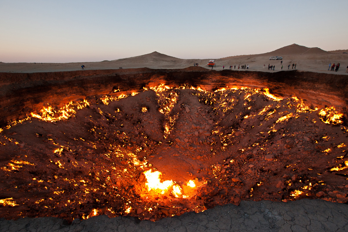 It's Called 'The Door To Hell' And It's Been Unleashing Fury For 40 Years
