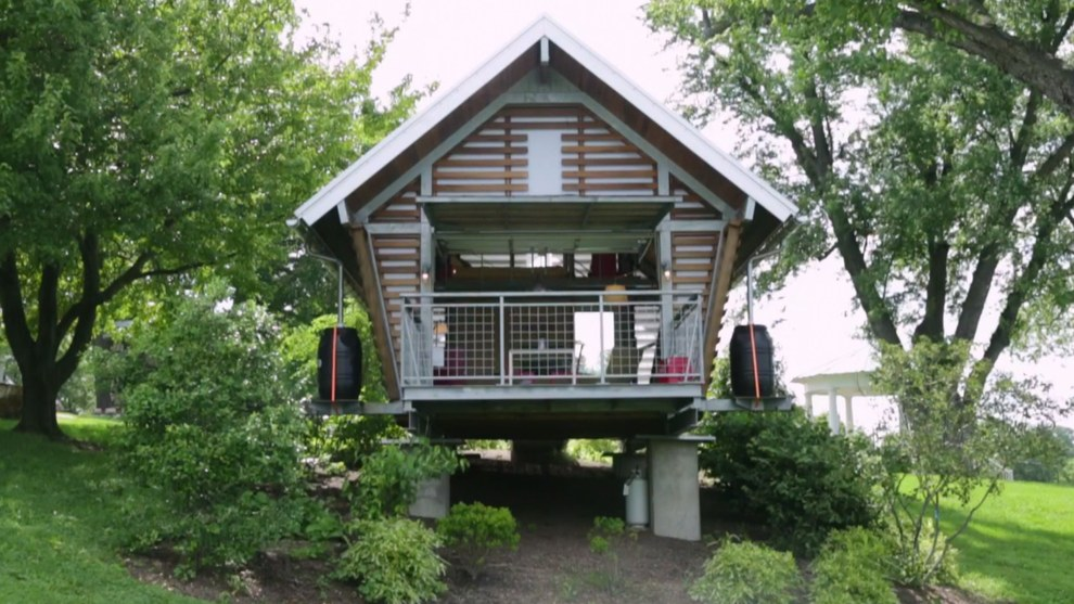 10 Tiny Houses You Would Definitely Consider Moving Into