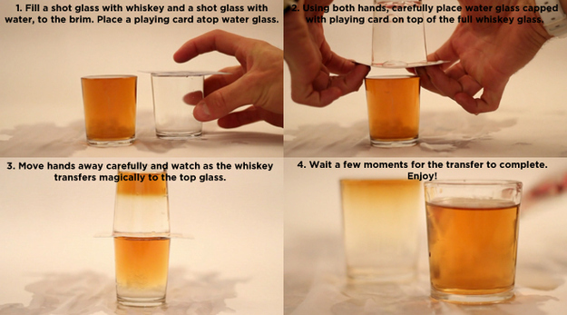 cool easy tricks to impress your friends