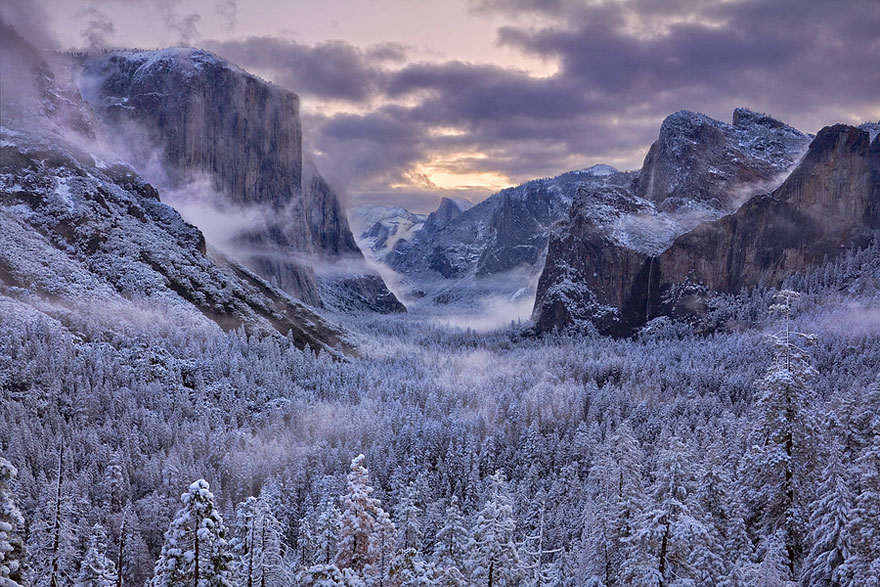 17 Beautiful Photos Of Winter To Make You Realize It's Not So Bad