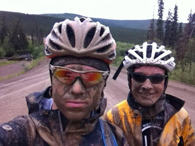 After Being Declared Unfit For The Army, Man Rides His Bicycle From California To Alaska