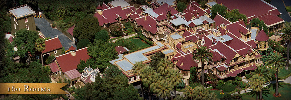 The Bizarre Story Behind The Winchester Mystery House