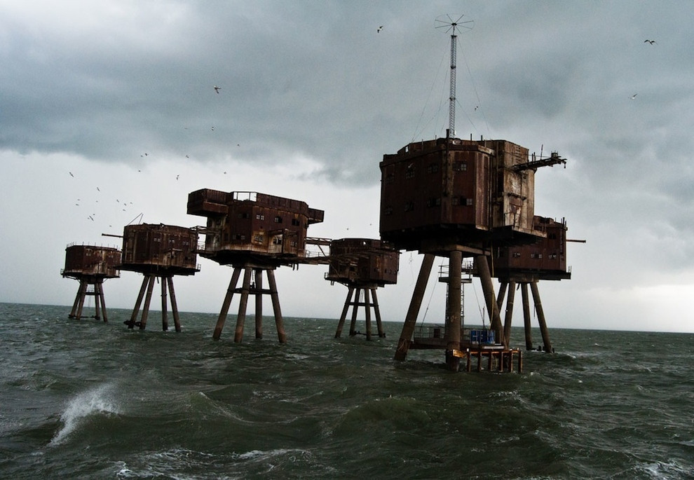 33 Of The Most Beautiful Abandoned Places In The World