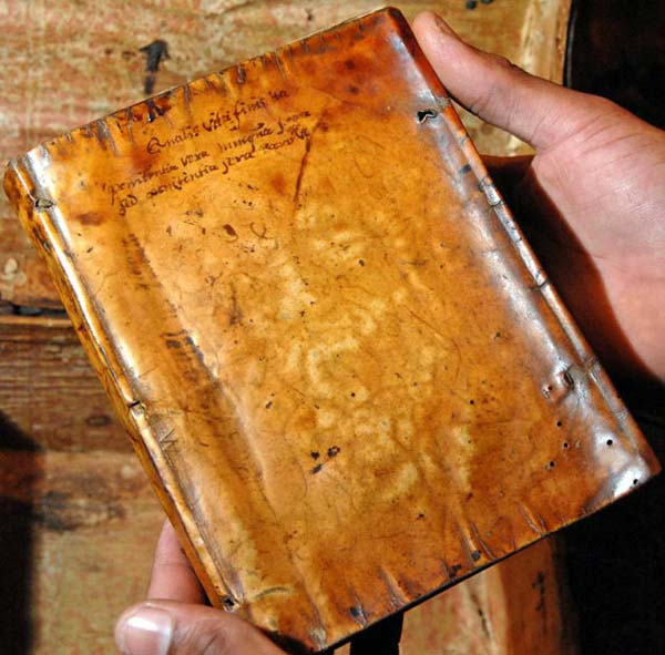 Harvard Library Has Books Bound With Real Human Skin