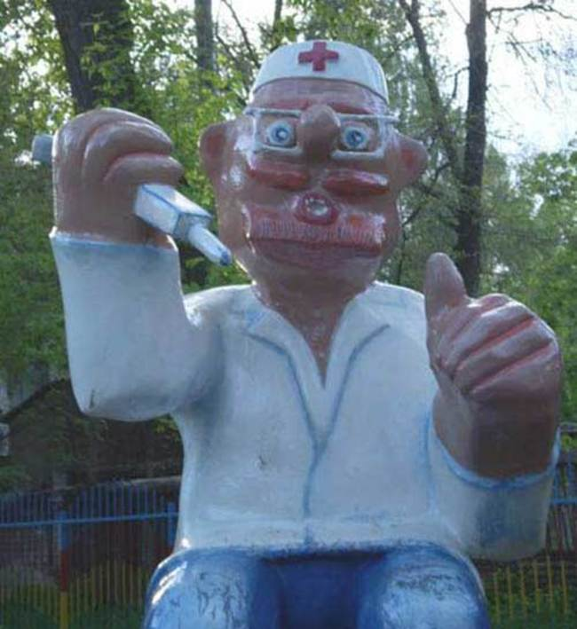 35 Disturbing Playgrounds That You Should Never Take Your Kids To