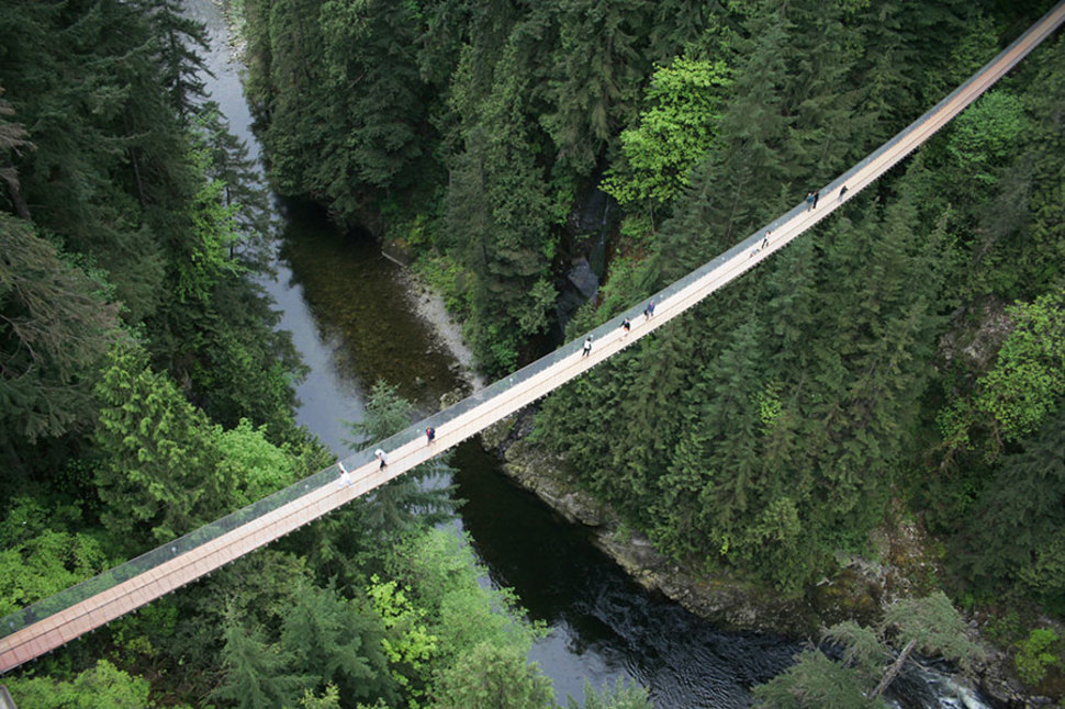 24 Places Around The World To Avoid If You're Afraid Of Heights