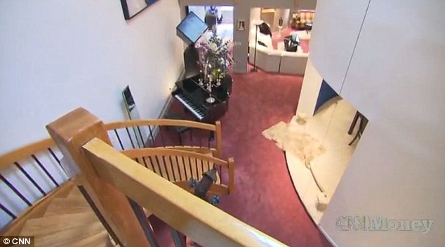 Woman Buys Bank She Used to Work At And Turns It Into Her Dream Home