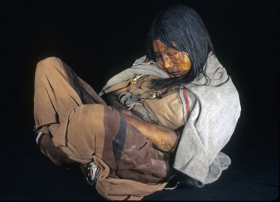 Mummy Found On A Mountain May Contain A Cure That Will Change The World