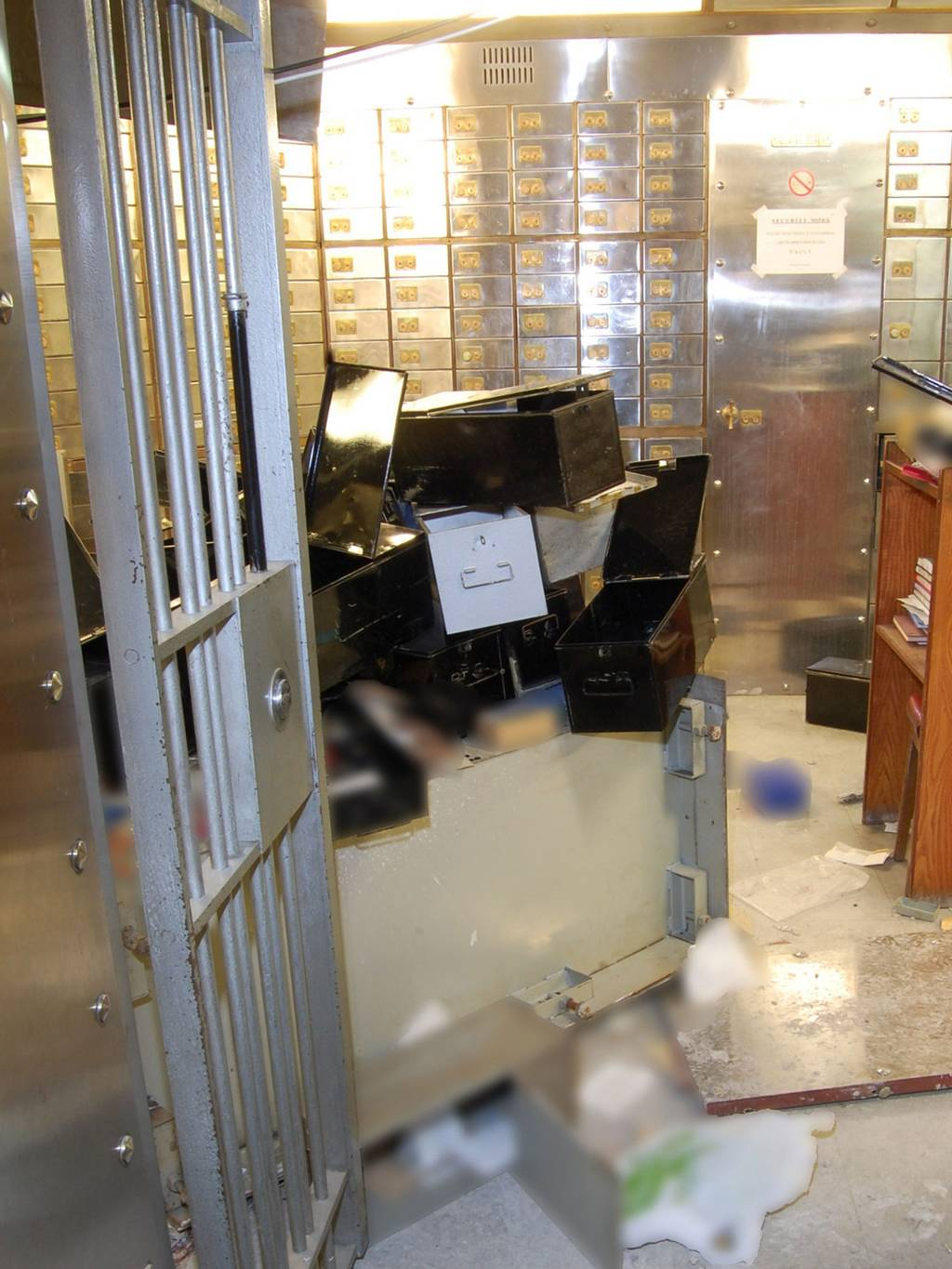 Robbers Pulled Off A Bank Heist So Extreme That It Should Be A Movie