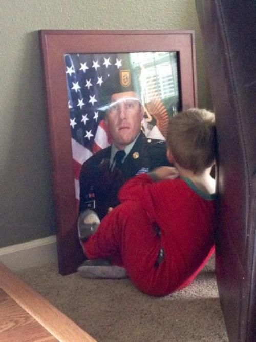 23 Military Photos So Powerful They're Almost Unimaginable
