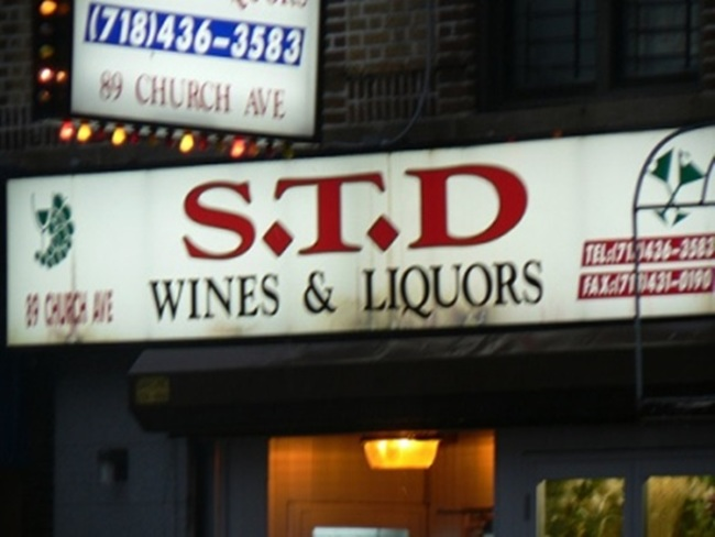 27 Times That Business Owners Clearly Didn't Think Through Their Business Names