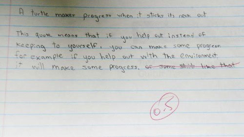 19 Kids Who Hysterically Outsmarted Their Tests