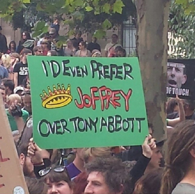 25 Of The Funniest Protest Signs Ever