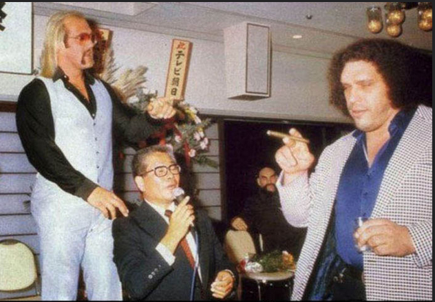 19 Rare Photos Of André the Giant Who Would Have Turned 74 This Year
