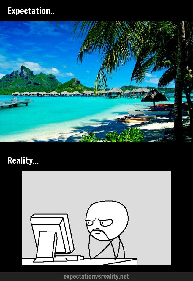 20 Hilarious Differences Between Summer Expectations Vs. The Reality