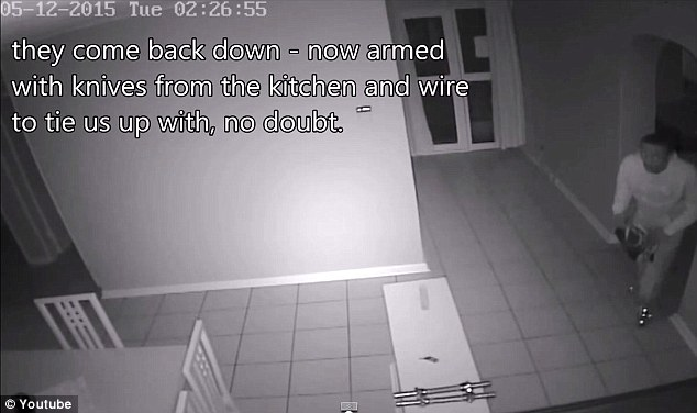 Woman Takes Care Of 3 Robbers In Her Home While Her Boyfriend Slept Through The Whole Thing