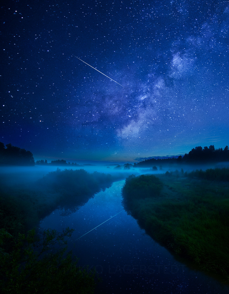 Self-Taught Photographer Captures Night Photos That Are Out Of This World