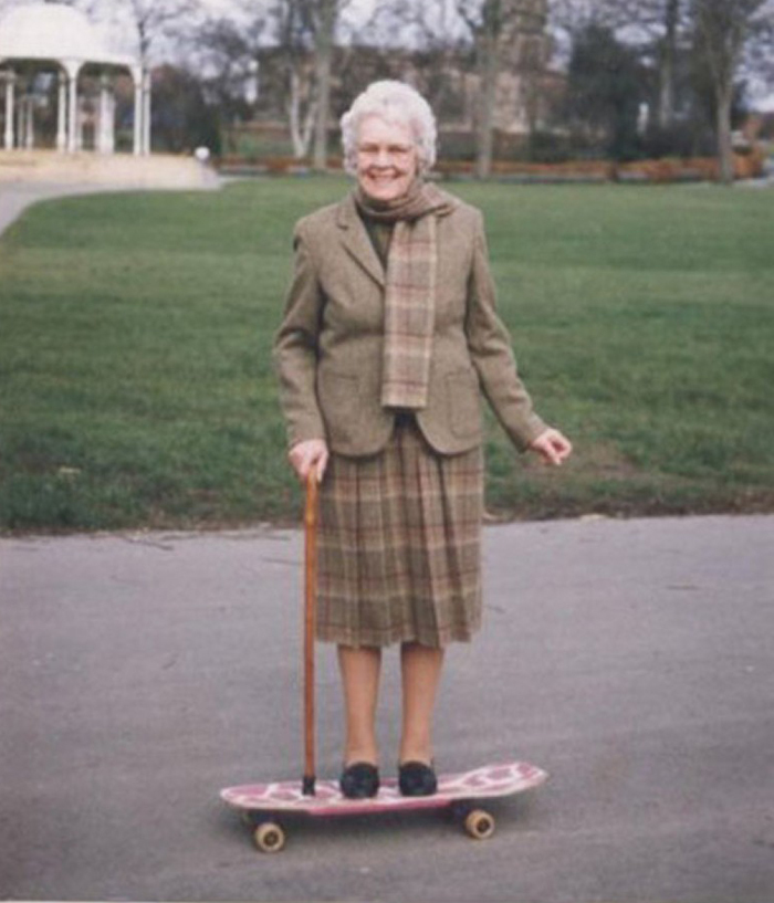 These 16 Skateboarding Senior Citizens Will Destroy Your Age Stereotypes