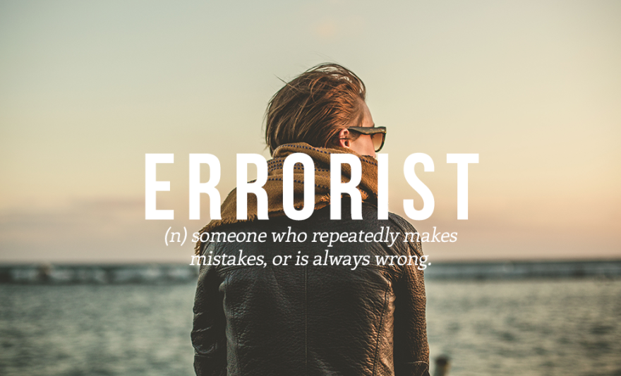 29 Brilliant New Words That Should Be Added To The Dictionary