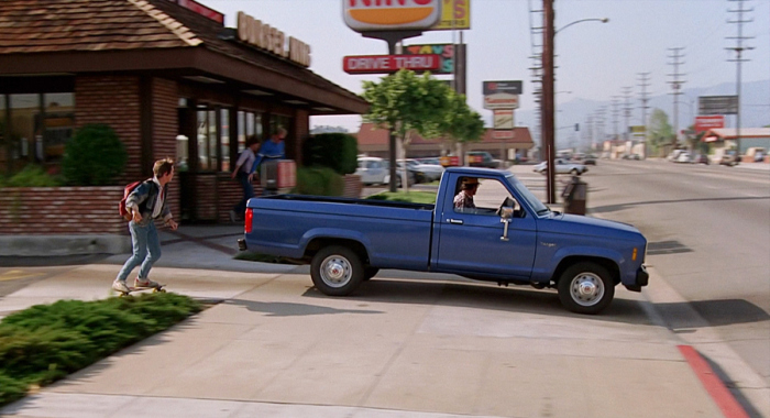 23 Then And Now Photos From 'Back To The Future' Locations
