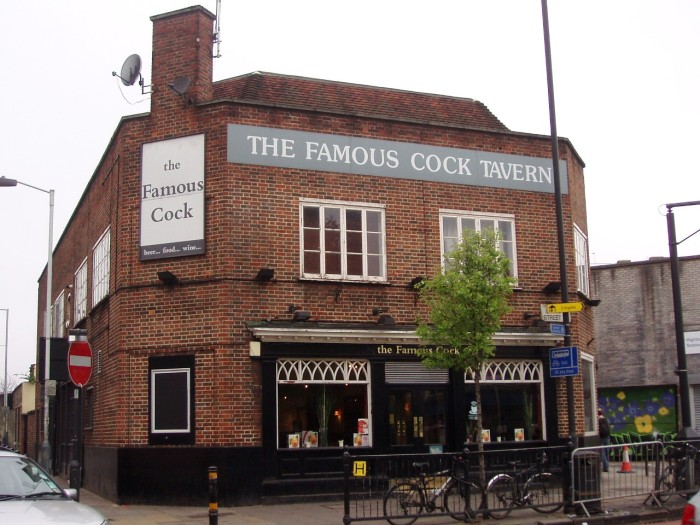 23 Of The Funniest Bar Names In Britain