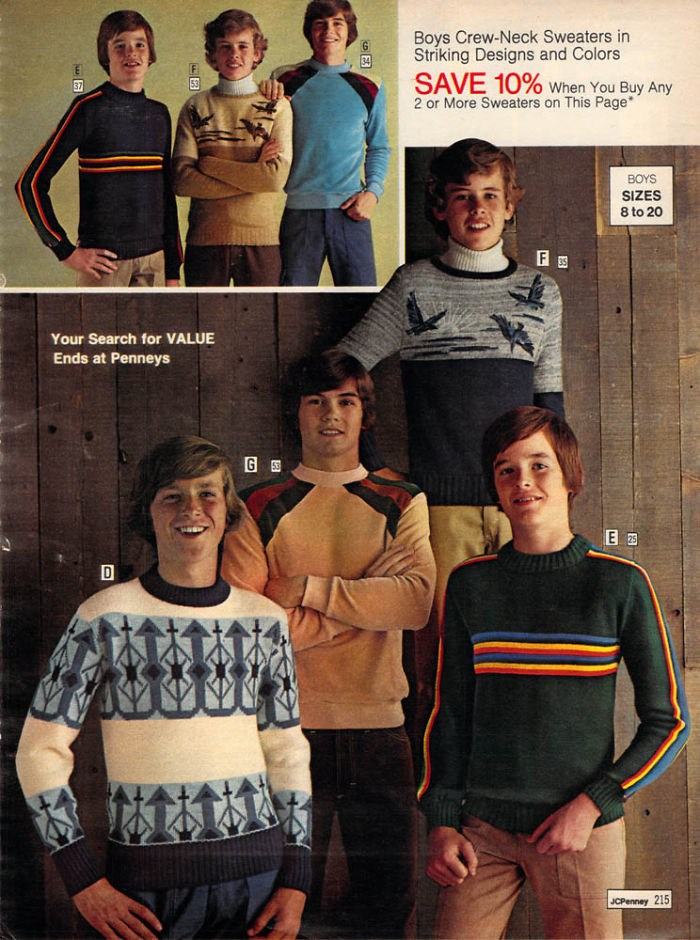 40 Reasons Why 1970s Men's Fashion Can Never Come Back