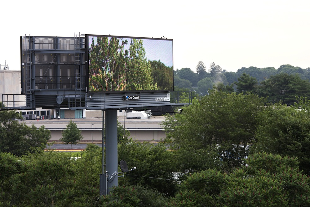 Someone Is Replacing Billboards With Pictures Of What Should Be There